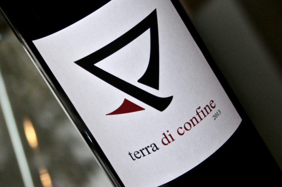 Terra di Confine label restyling